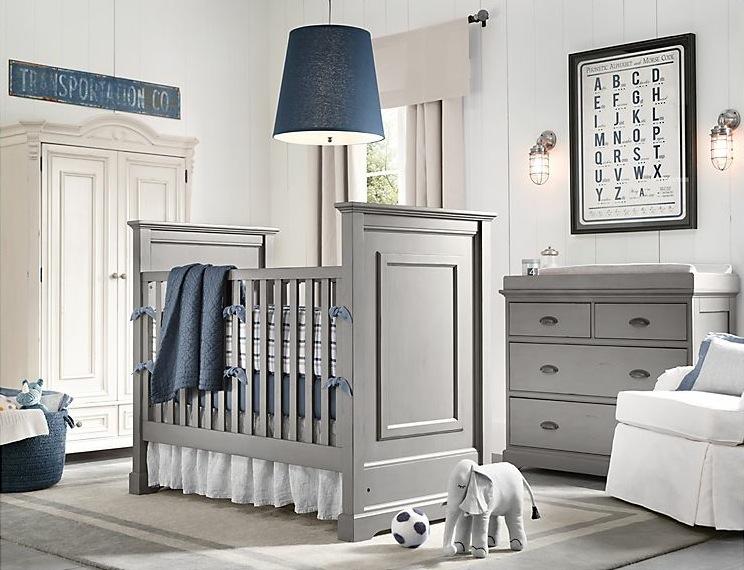 Gray-blue-boys-nursery-design