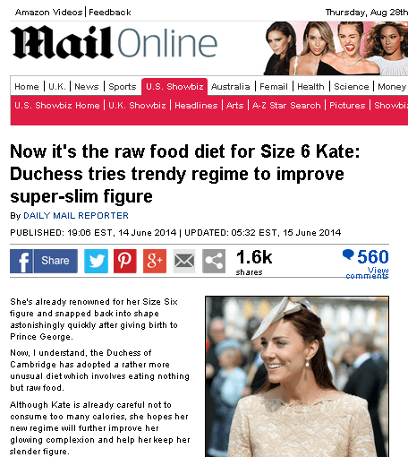 daily mail hateful comments