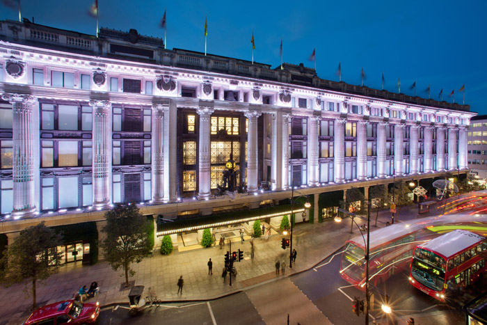 SELFRIDGES Oxford Street store exterior - image 3 - Andrew Meredith
