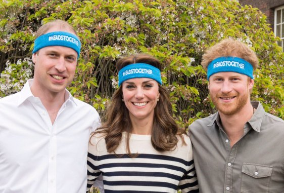 Heads Together Royal Campaign