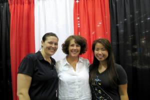 Wendy Armour, Alycia Harshfield, and Natalie Tong.