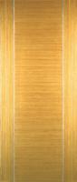Internal Oak MIlan Doors