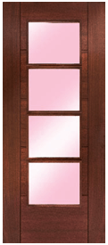 Browse Walnut ISEO Doors