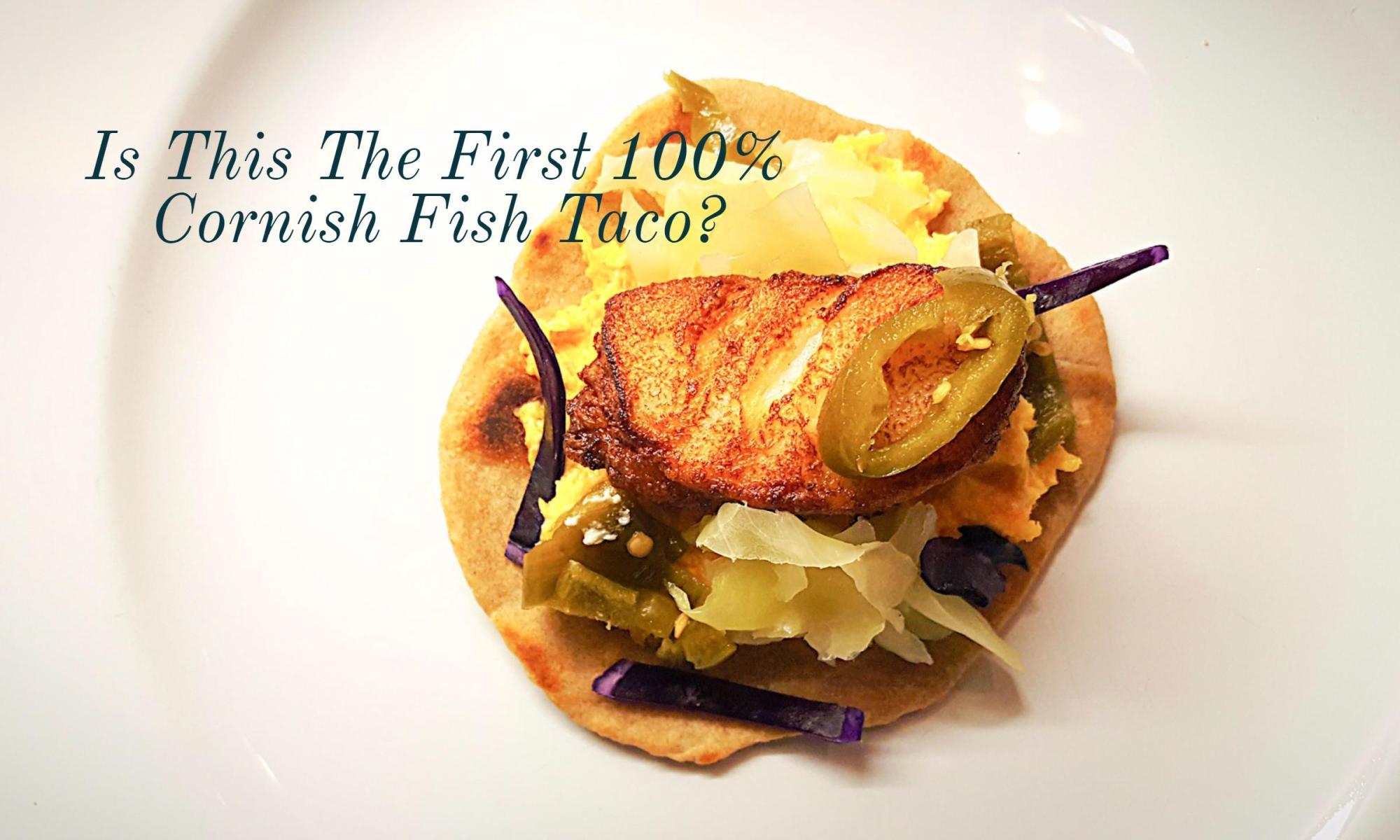 Cornish Taco