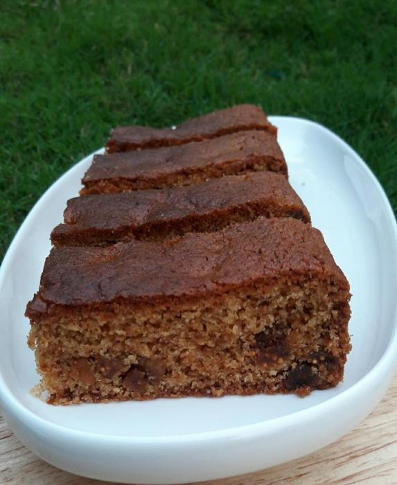 FIG AND HONEY CAKE 3