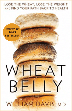 Wheat Belly Book By Dr William Davis