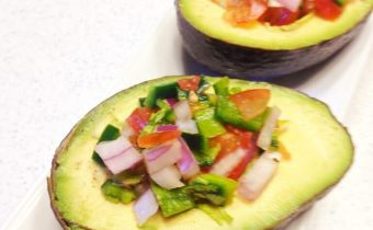 Avocado Spicy Salsa Recipe