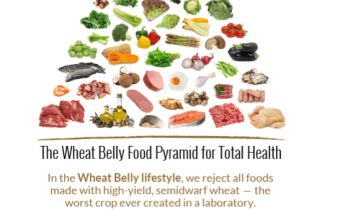 Wheat Belly Food Pyramid