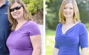 Melissa lost 58 pounds going wheat-free