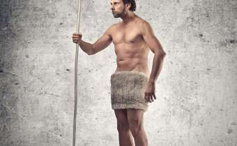 You are not a Paleolithic human
