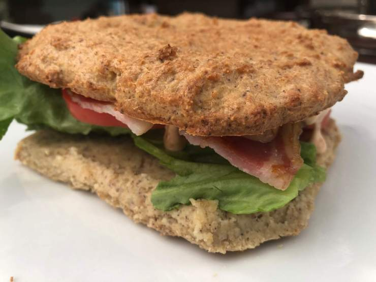 BLT Avocado Sandwich with Aleppo Pepper Spread | Dr  William