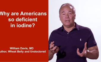 Why are Americans so deficient in iodine?