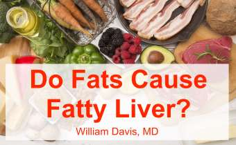 Does fat cause fatty liver?