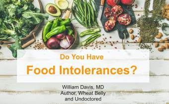 Do you have food intolerances?