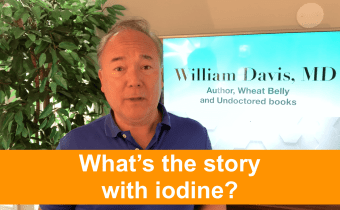 What's the story with iodine?