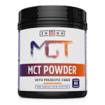 Zhou MCT Powder Plus Prebiotic Fiber