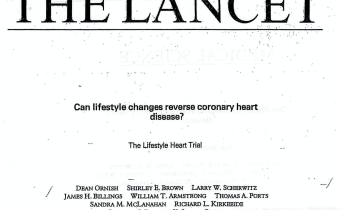 Lifestyle Heart Trial