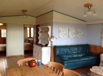 Beech Eco Lodge interior