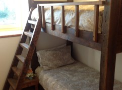 Bunks that aren't flimsy...