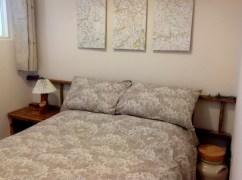 The small double room at Balebarn Lodge