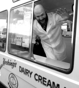 Hockings icecream
