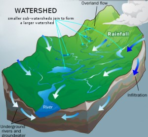 What is a Watershed | Wheatley River Improvement Group