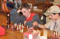 Jack V. pondering his next triumphant move!