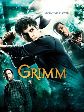 "GRIMM -- Pictured: ""Grimm"" Key Ar"