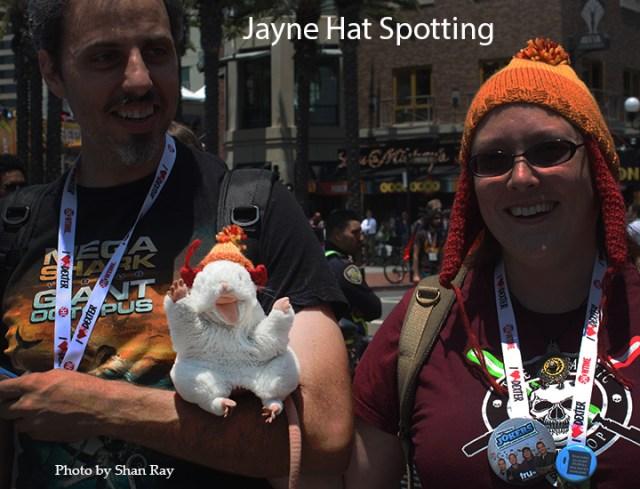Cutest Jayne Hat