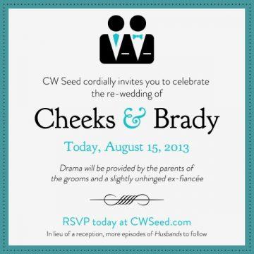 Husbands Invite