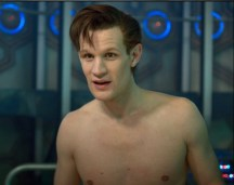 Naked Doctor Who