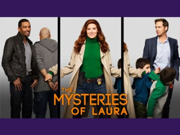 The Mysteries of Laura Picture Logo