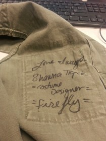 Kaylee jumpsuit signature