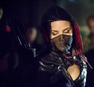 Arrow S3 ASH Nyssa