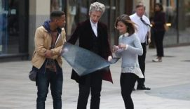 Doctor Who Face the Raven C