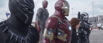 Captain America Civil War D