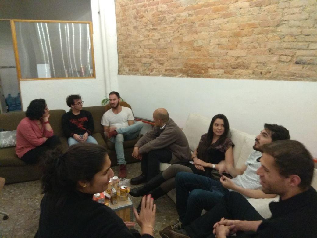 Colture meeting Language exchange