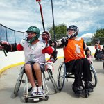 Hitting the Field with Wheelchair Lacrosse