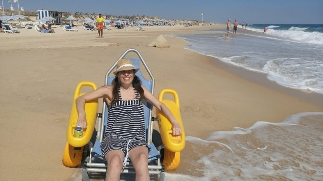 fuseta-beach-wheelchair-algarve-portugal