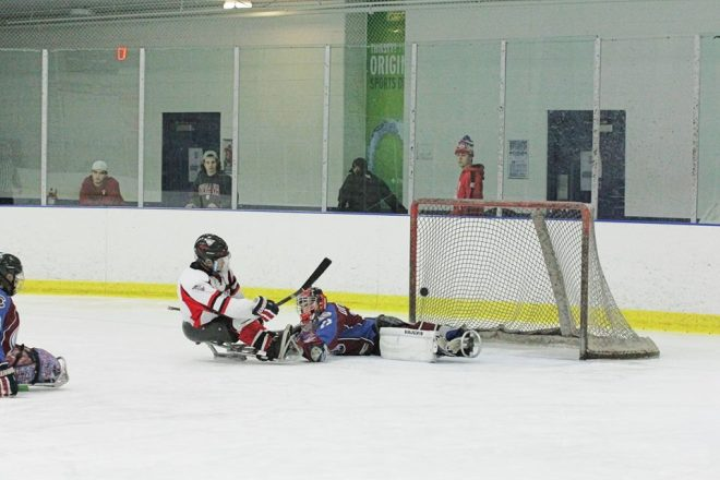 Sled Hockey with Coach KozWheel:Life