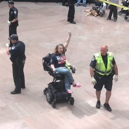 Advocating for Disability Rights with Stephanie Woodward and