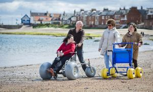 beach-wheelchair-uk