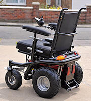 home built powerchairpage