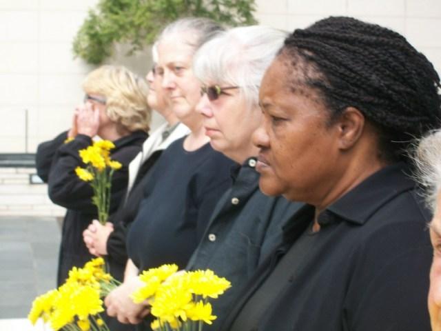 Founding of WHEEL Women in Black