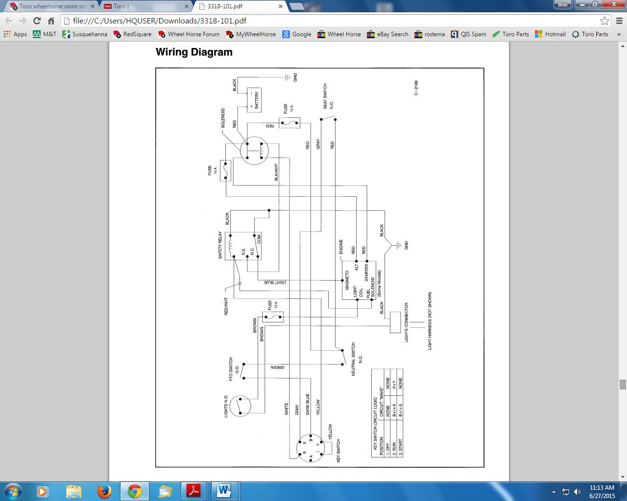 Wheel Horse Wiring Diagram Post 33 0 27725700 1388794750 thumb 16 44 Wiring D2hlZWwgaG9yc2Ugd2lyaW5nIGRpYWdyYW0g