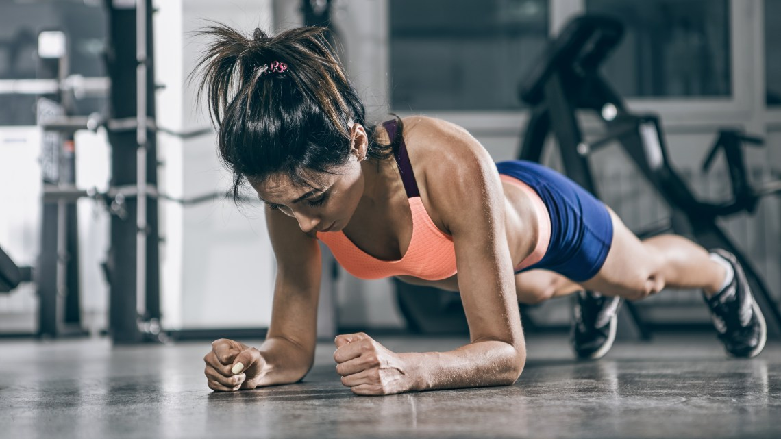 Exercises That Will Make You a Better Rock Climber – Week 2 The Plank
