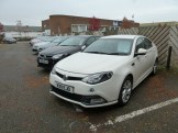 If you would prefer to buy a 'previously owned' MG, there are plenty on offer at Longbridge too. I was seriously tempted…
