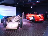 The Golden Arrow (left) raised the bar in 1929 (at 231.4 mph), with the 1,000 hp Sunbeam (right) having achieved over 200 mph in 1927 (please also see text).