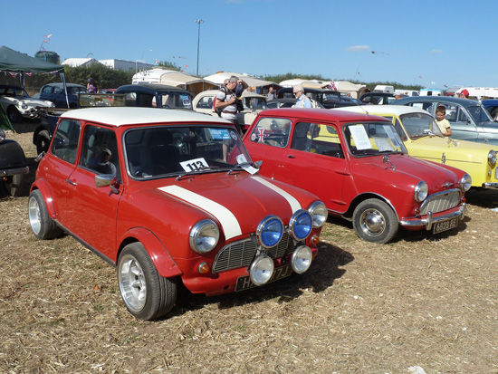 Conceived as innovative but economical, cheap to run, and space-effective family cars, BMC Minis (especially early versions) have attracted a cult following in recent years, with interest (and prices) continuing to increase. Who would have predicted this in the 1960s?!