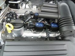 The heart of the ACT system (fitted as standard on the GT I drove) is found at the top of the engine and linked to camshaft operation. When the ACT system comes into play, the two centre cylinders are effectively shut down, thus saving fuel.